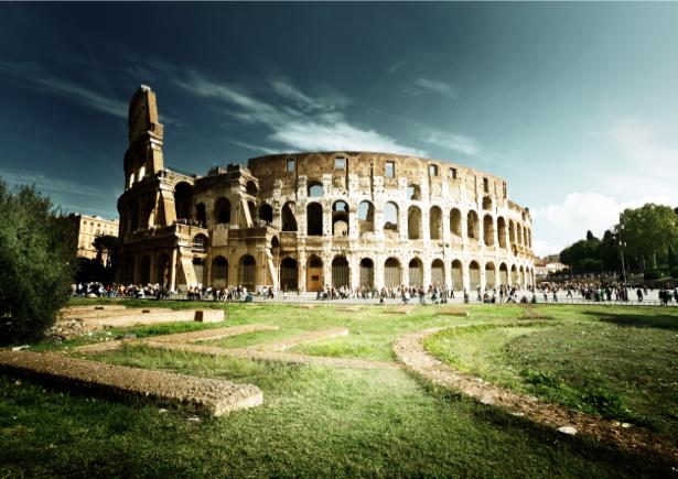 Фотообои Колизей Италия, Рим (city-0000406)