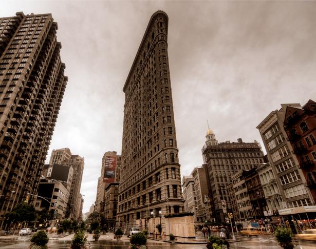 Фотообои Нью-Йорк Америка улица (city-0000533)