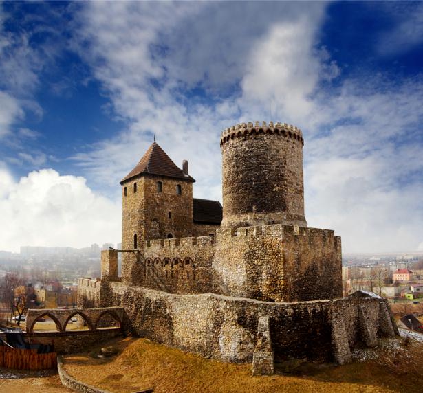 Фотообои замок крепость зодчество (city-0000575)