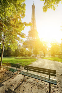 Эйфелевая башня Париж Фотообои (city-0000671)
