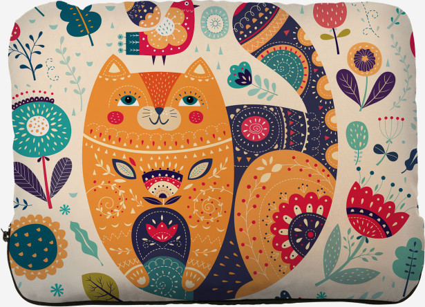 Подушка Милая кошка (kote-5)