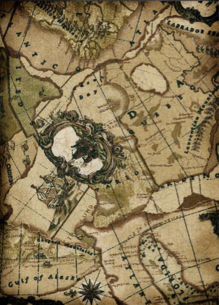 география, карты, старая карта (map-0000020)