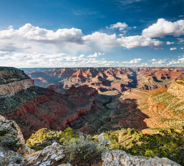 Фотообои каньоны Гранд-Каньон (nature-0000746)