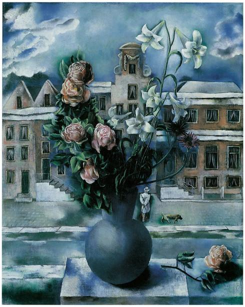 Картина цветы зла Бодлера (pf-120)