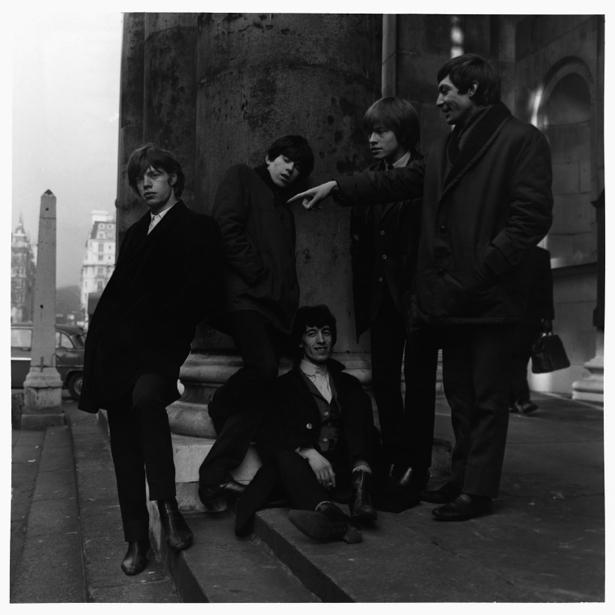 Фотообои Rolling Stones (retro-vintage-0000230)