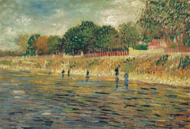 Ван Гог пейзаж (art-0000266)