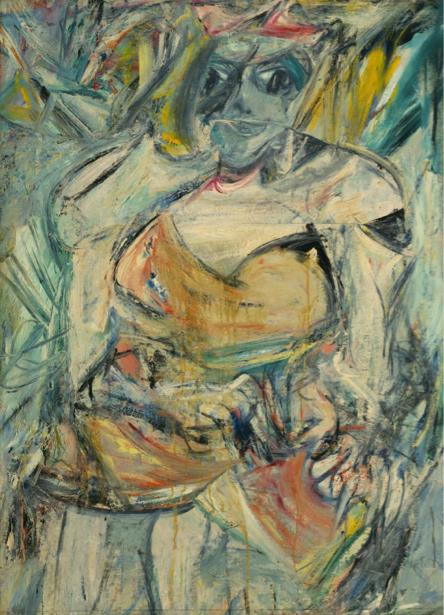 Виллем де Кунинг, экспрессионизм (art-0000665)