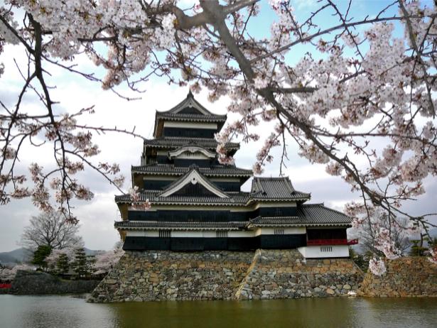 Фотообои японская пагода фото (city-0000989)