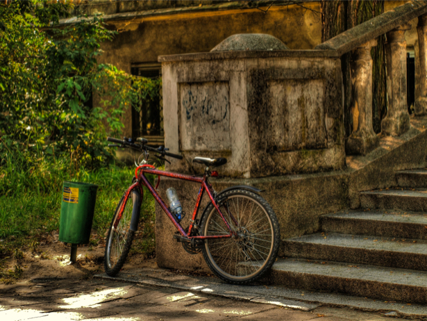 Фотообои винтаж велосипед (retro-vintage-0000045)