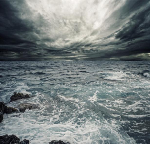 Фотообои фото море волны шторм (sea-0000061)
