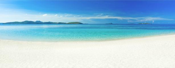 Фотообои море берег c белым песком (sea-0000315)