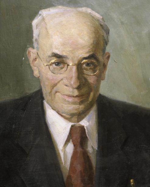 Портрет Остапа Вишни (ukraine-0195)