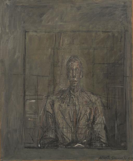 Джакометти, экспрессионизм, кубизм, формализм (art-0000391)