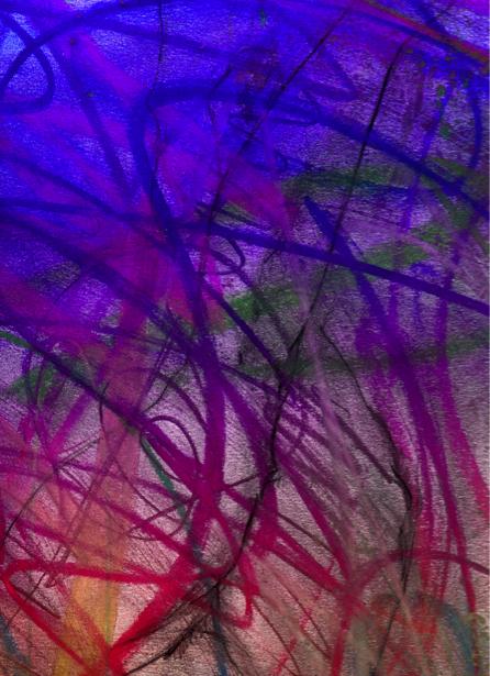 Фотообои мазки краски текстура, графика (background-0000064)