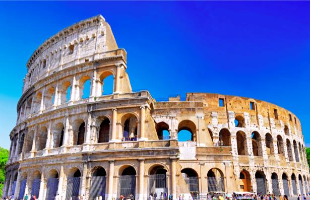 Фотообои колизей, италия, рим (city-0000167)