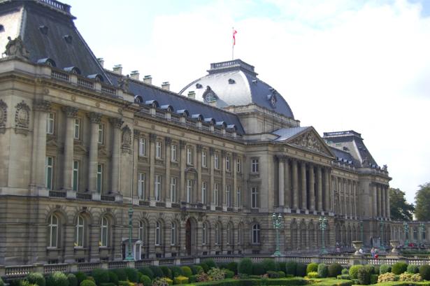 Фотообои Брюссель, Королевский дворец, (city-0000235)