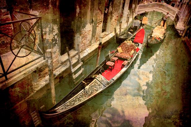 Фотообои винтаж Венеция (city-0000472)