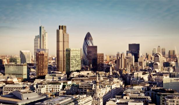 Фотообои Лондон городской пейзаж (city-0000548)