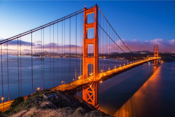 Фотообои мост Америка фото (city-0000992)