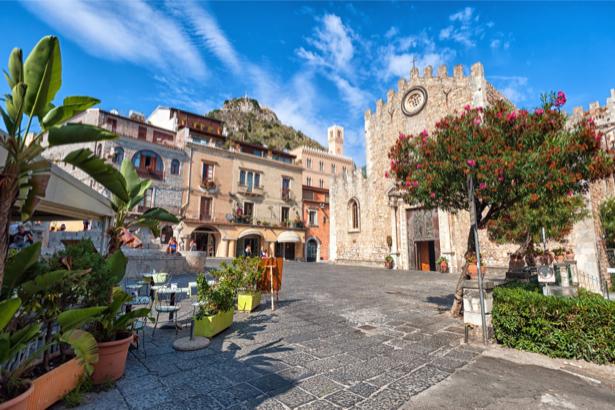 Фотообои италия сицилия (city-0001124)
