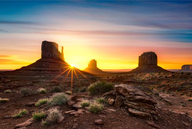 Фотообои - Гранд-Каньон закат (nature-0000748)