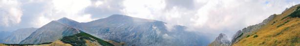 Фотообои горные хребты панорама (panorama_0000013)