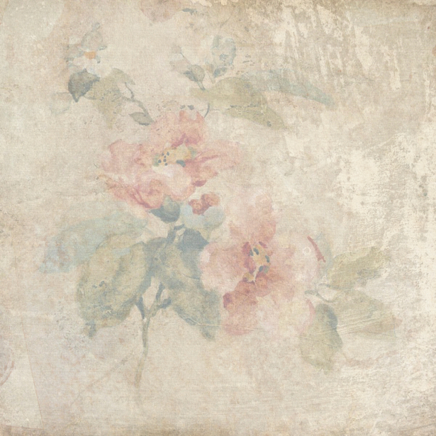 Фотообои цветы розы винтажные (retro-vintage-0000066)