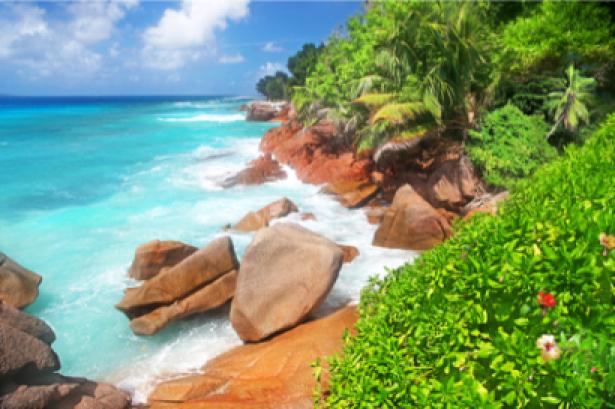 Фотообои фото экзотический берег (sea-0000047)