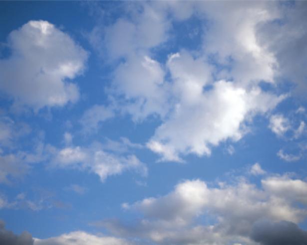 Фотообои фрески небо с облаками (sky-0000020)