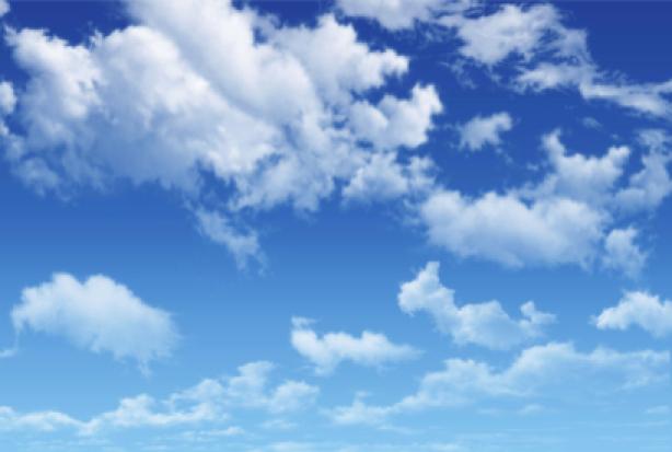 Фотообои небо с облаками 3 (sky-0000105)