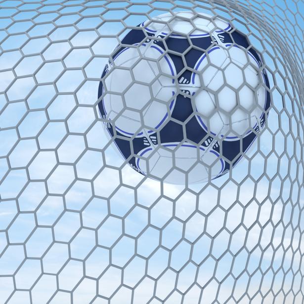 Фотообои гол мяч (sport-0000023)