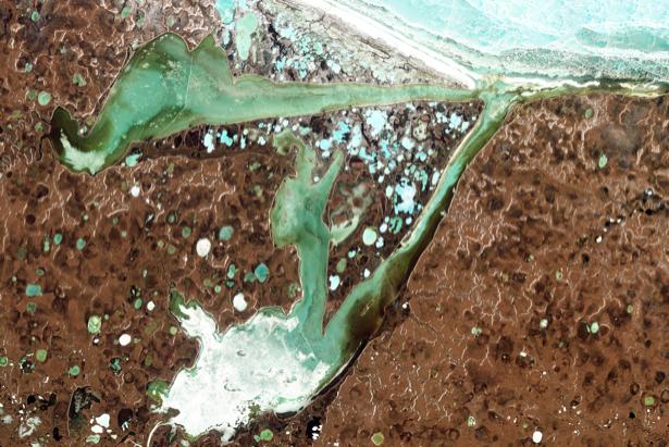 Фотообои 3д реки и озера (terra-00032)