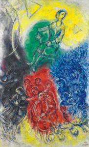 Шагал, авангард (art-0000373)
