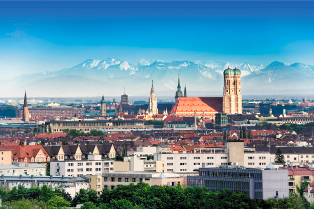 Фотообои Мюнхен, Германия, Бавария (city-0000001)