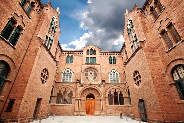 Фотообои Барселона Испания (city-0000578)