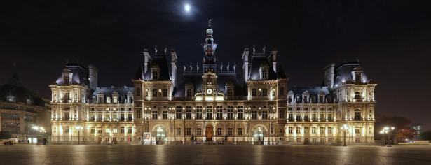 Фотообои панорама франция дворец (city-0000764)