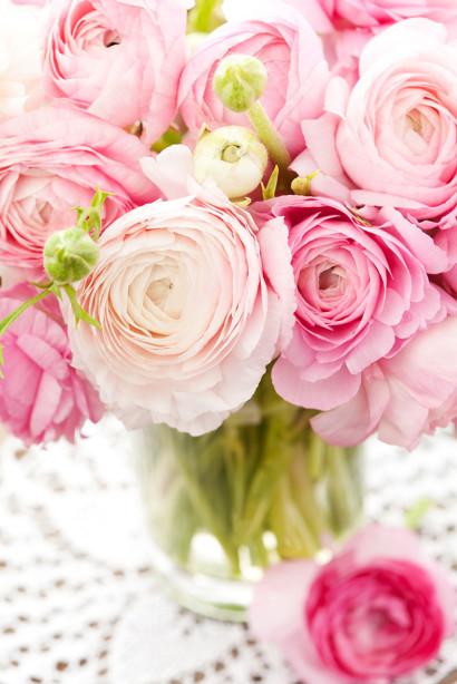 Фотообои Чайная роза на столе (flowers-787)