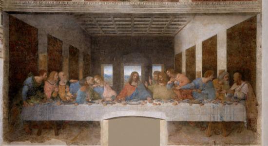 Фреска Тайная вечеря (icon-00069)