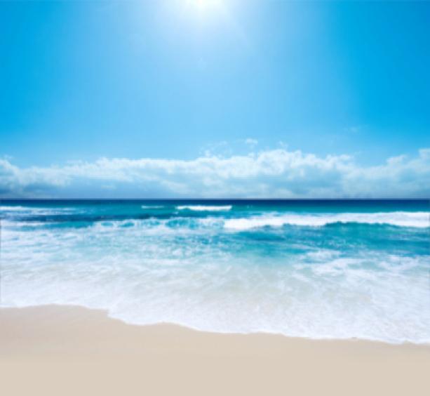 Фотообои фото море чистое небо (sea-0000067)