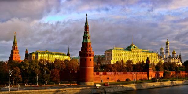 Фотообои Кремль, город, архитектура, Москва (city-0000086)
