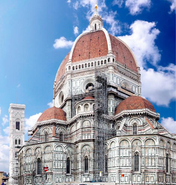 Фотообои Италия, архитектура, храм (city-0000166)