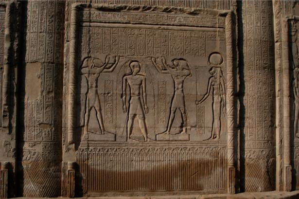 Фотообои Египет, карнакский храм (city-0000350)