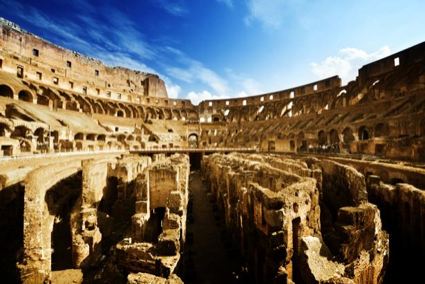 Фотообои Колизей, Италия, Рим, Европа (city-0000403)