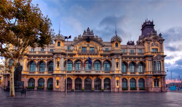 Фотообои Барселона Испания (city-0000579)