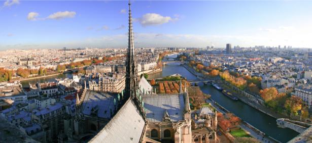 Фотообои Франция Европа (city-0000685)