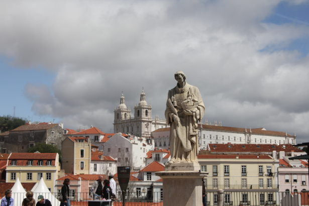 Фотообои Португалия замок фото (city-0000985)