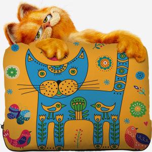 Подушка Синий кот (kote-7)