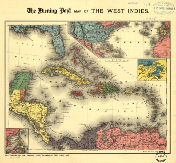 география, карты, старая карта (map-0000040)