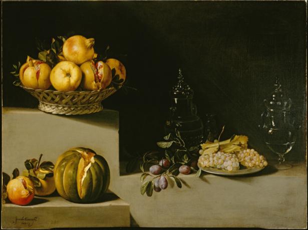 Фотообои с фруктами Ван дер Гамен Хуан (still-life-0063)