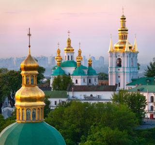 Фотообои Киево-Печерский монастырь (ukr-40)